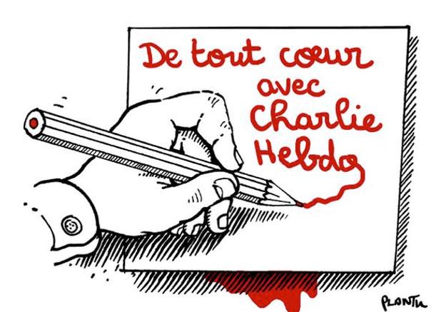 Plantu, illustrateur français