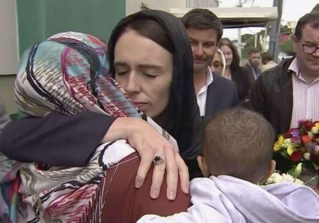 Christchurch : quand Jacinda Ardern, la Première ministre néo-zélandaise, a ému le monde entier