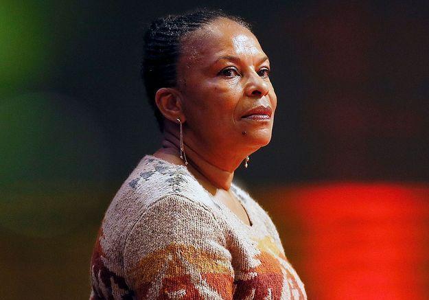 Christiane Taubira de nouveau victime d'attaques racistes