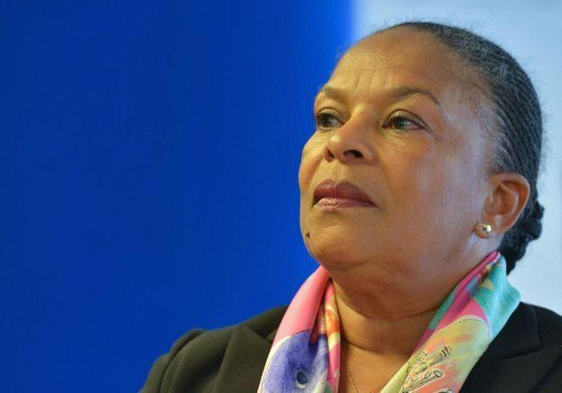 GPA : Christiane Taubira est pour l'inscription des enfants à l'état civil