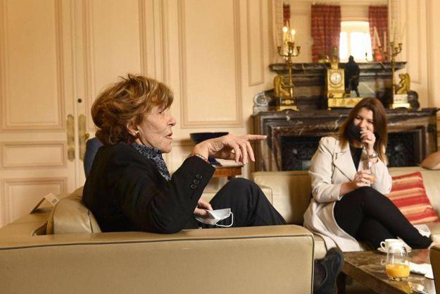 « Cocotte », « miss »… Edith Cresson et de jeunes élues racontent trente ans de sexisme en politique