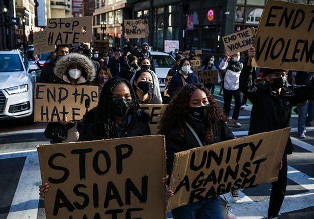 Covid-19 : du racisme anti-Asiatiques à la tuerie d'Atlanta