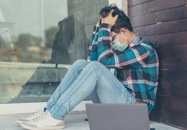 Covid-19 : la troisième vague sera celle de la santé mentale