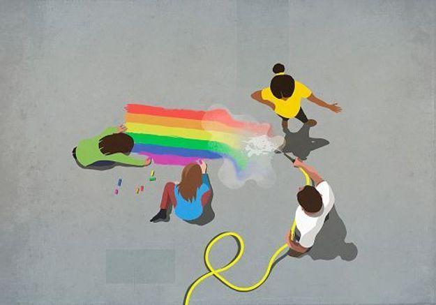 Covid-19 : les actes anti-LGBT commis dans le privé sont en hausse