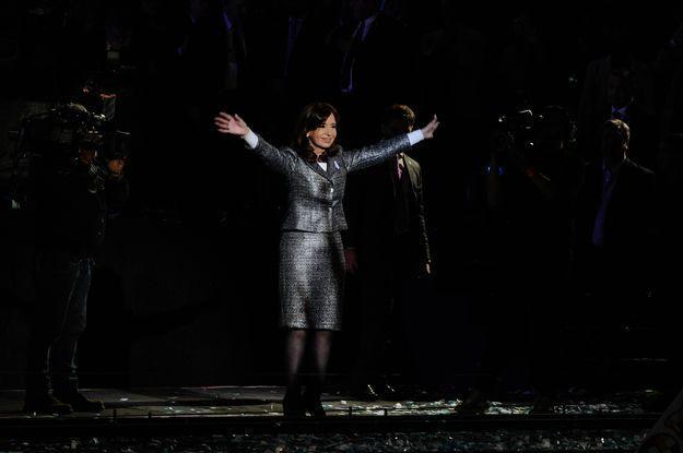 Cristina Kirchner s'apprête à quitter la présidence de l'Argentine