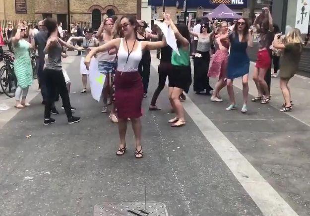 #DancingIsNotaCrime : quand les internautes se bougent pour que les Iraniennes aient le droit de danser