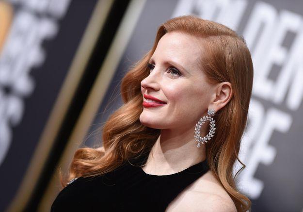 Découvrez pourquoi Jessica Chastain et plusieurs stars hollywoodiennes prennent la défense d'une actrice