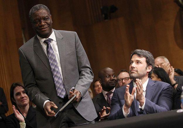 Denis Mukwege, le « docteur miracle » des femmes violées en RDC, recevra le prix Sakharov
