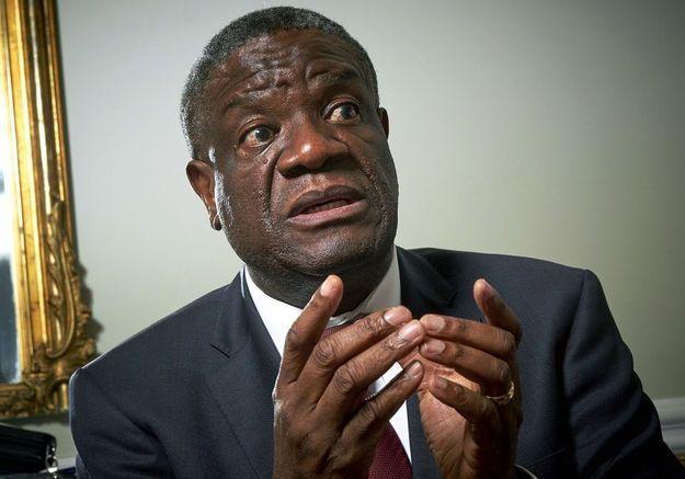 Denis Mukwege : « Le viol est une arme absolue »