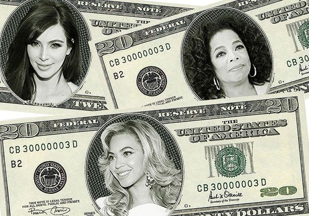 Des femmes sur les billets de banque ? « Une bonne idée » pour Obama