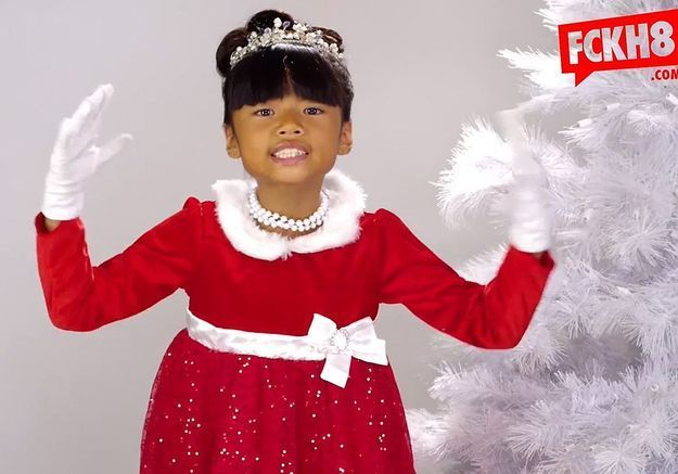 Des petites filles accusent le père Noël d'être sexiste