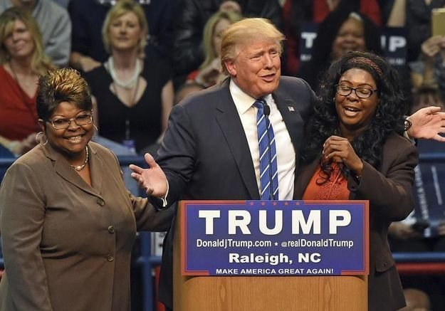 Diamond and Silk, les sisters réacs qui soutiennent Donald Trump