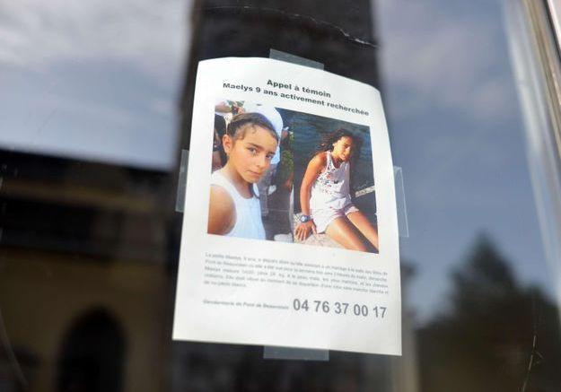 Disparition de Maëlys : un deuxième homme placé en garde à vue