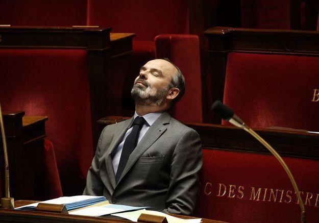 Édouard Philippe : plus sa barbe blanchit, plus sa popularité augmente