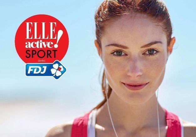 ELLE Active Sport : ne ratez pas la première édition !