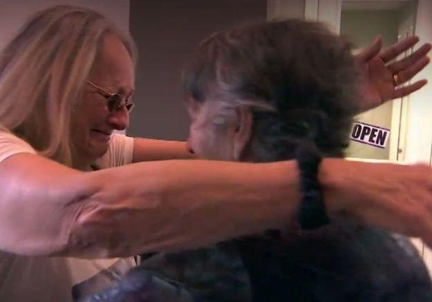 Elle retrouve sa fille 69 ans plus tard : l'histoire qui va vous bouleverser