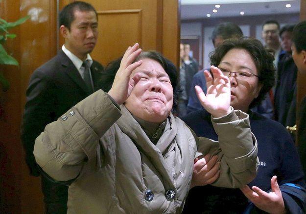 En Chine, le désarroi des familles des victimes du vol MH370