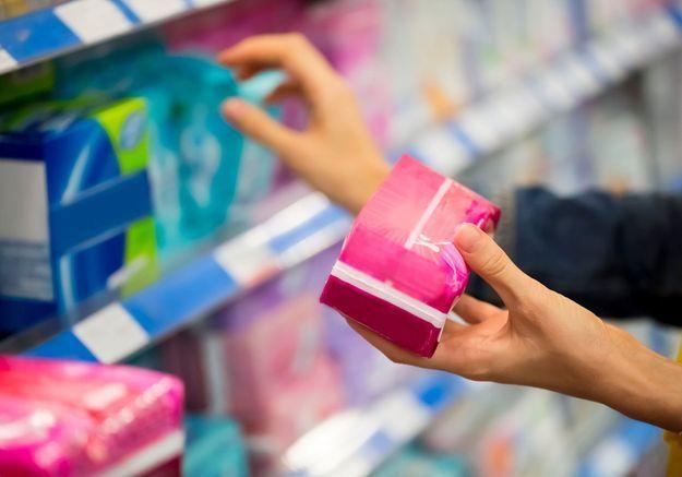 En Écosse, les protections hygiéniques bientôt gratuites pour toutes ?