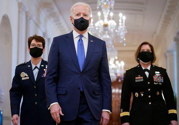 États-Unis : Biden nomme deux femmes à la tête de commandements militaires