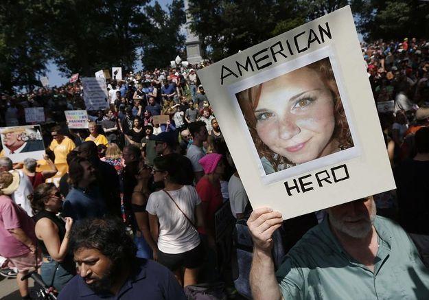 États-Unis : l'après-Charlottesville