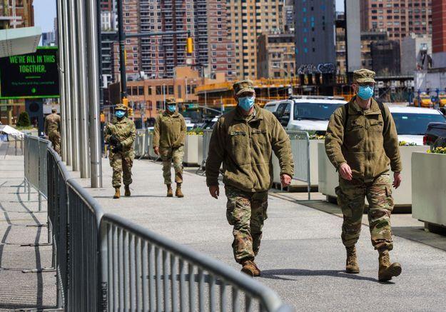 États-Unis : le Covid-19 désormais plus meurtrier que la guerre du Vietnam