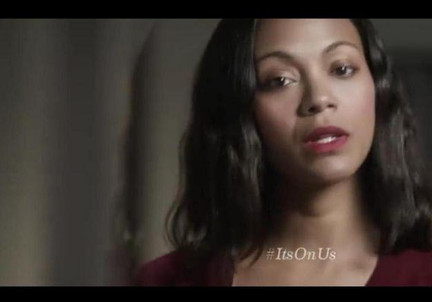 Etats-Unis : les stars s'unissent contre le viol dans un nouveau clip