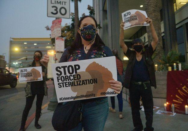 États-Unis : un centre de détention accusé de pratiquer des ablations de l'utérus sans consentement
