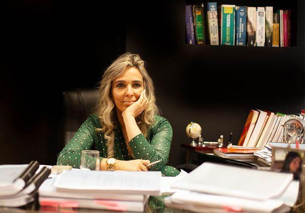 Flávia Froes, l'avocate des narcos
