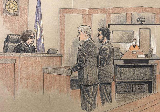 George Floyd : une caution fixée à un million de dollars pour Derek Chauvin, le policier accusé du meurtre