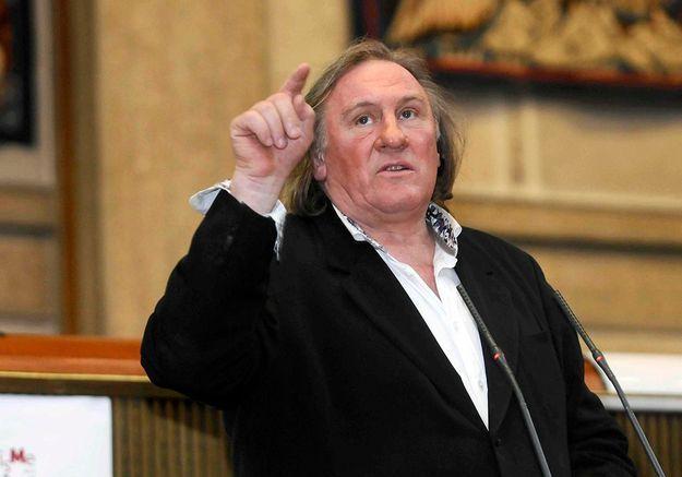 Gérard Depardieu mis en examen pour « viols » et « agressions sexuelles »