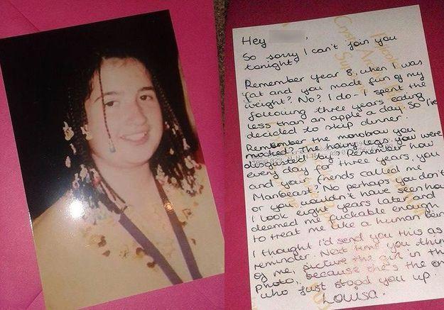 Grande-Bretagne : elle se venge du garçon qui la harcelait au collège