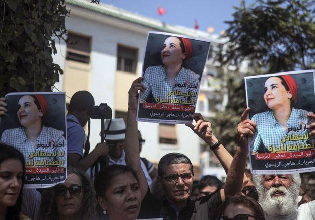 Hajar Raissouni, 28 ans, est condamnée à un an de prison ferme pour « avortement illégal » au Maroc
