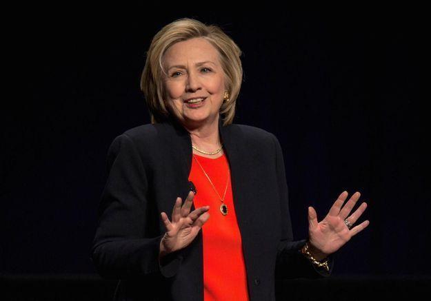 Hillary Clinton est candidate à la présidentielle américaine de 2016