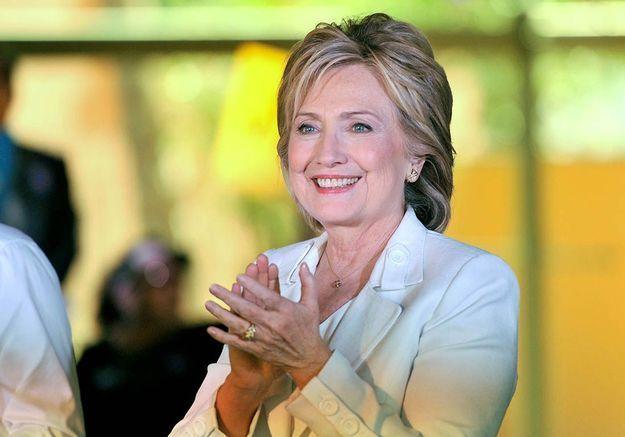 Hillary Clinton favorite dans les sondages grâce au débat démocrate