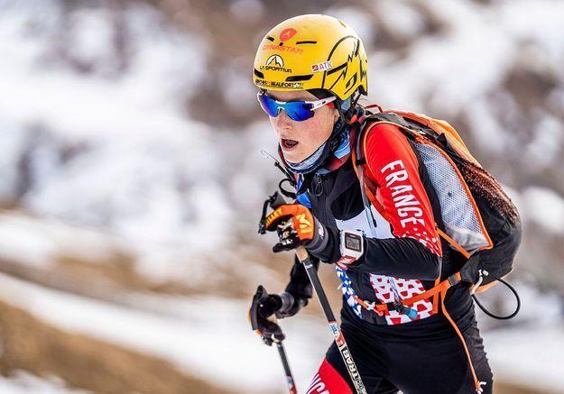 « Il n'y a aucune raison qu'une grossesse mette fin à une pratique sportive » : Axelle Gachet-Mollaret, championne du monde de ski-alpinisme