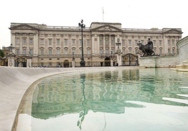 Ils tentent de cambrioler Buckingham Palace