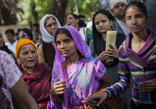 Inde : mobilisation pour deux jeunes femmes condamnées au viol