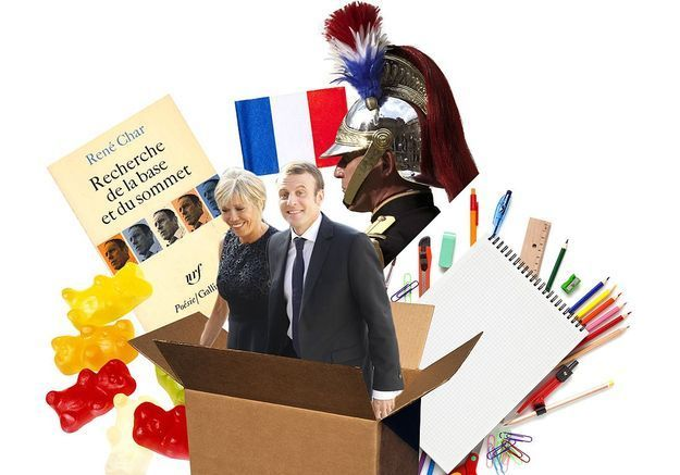 Installation à l'Elysée : nos conseils à Brigitte et Emmanuel Macron