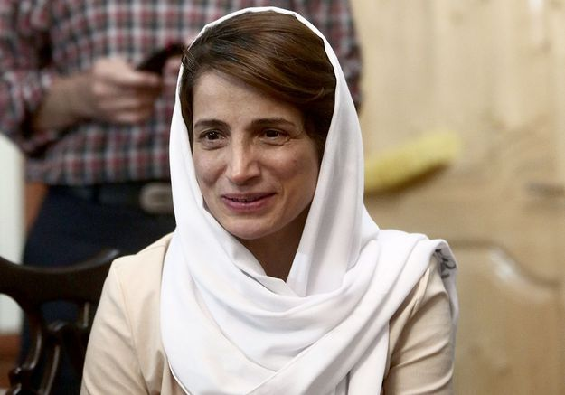 Iran : la militante Nasrin Sotoudeh enfin libre