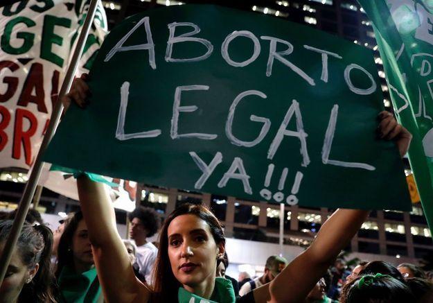 IVG : les sénateurs argentins disent « non » à la légalisation de l'avortement