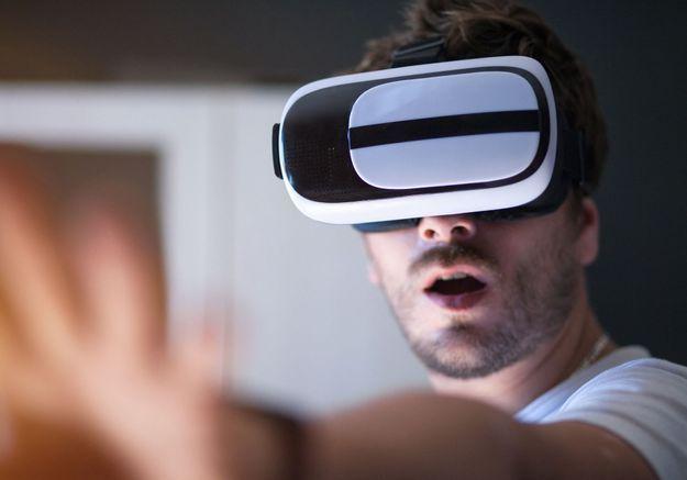 J'ai testé le casque de réalité virtuelle destiné aux hommes violents