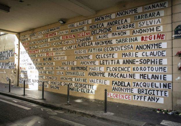 « Je ne lâcherai rien » : Anna, colleuse féministe percutée à Montpellier, se confie