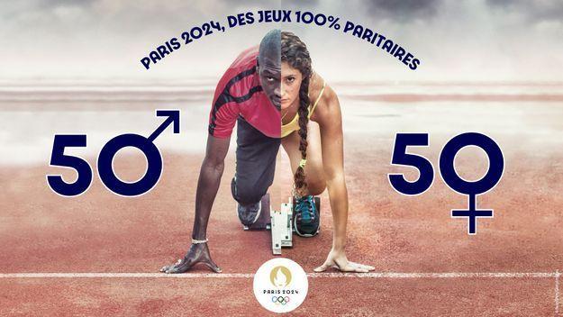 JO 2024 : « stricte » parité entre les athlètes, une première historique
