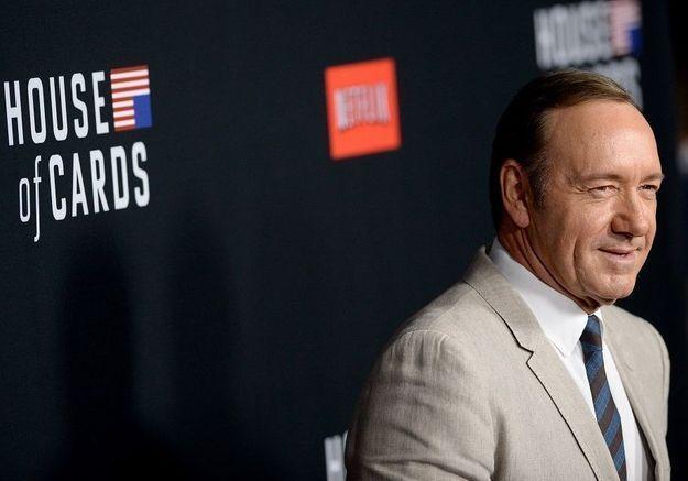 Kevin Spacey : retour sur une série de scandales sexuels
