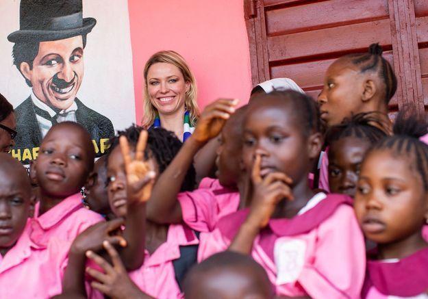 Kiera Chaplin : « L'excision est une injustice »