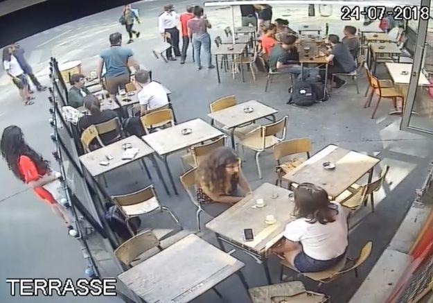 L'agresseur de la jeune femme giflée en plein Paris condamné à 6 mois de prison ferme