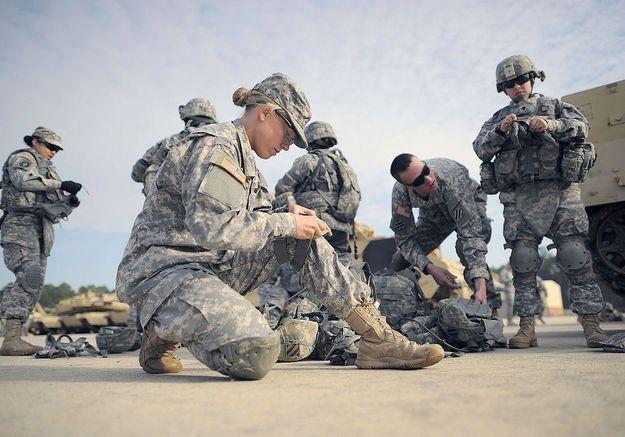 L'armée US gangrénée par les agressions sexuelles
