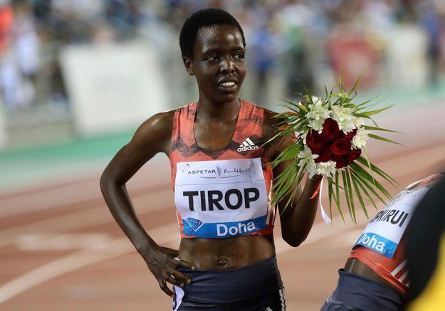 L'athlète kényane Agnes Tirop poignardée à mort à son domicile