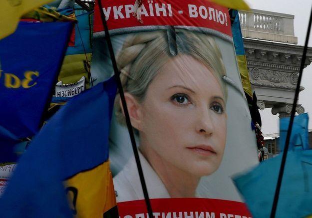 L'opposante ukrainienne Ioulia Timochenko enfin libérée