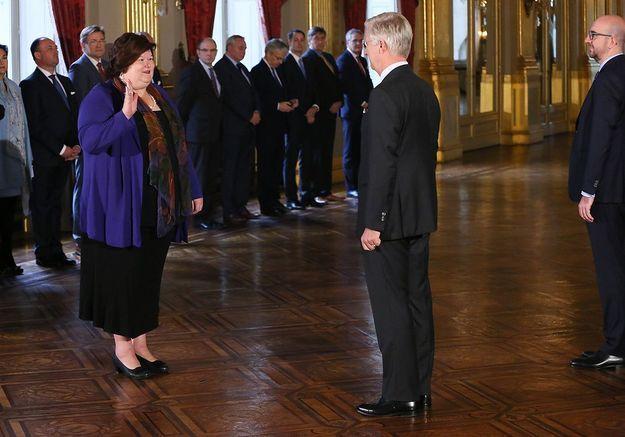 La ministre de la Santé belge « n'accepte pas » les critiques sur son obésité